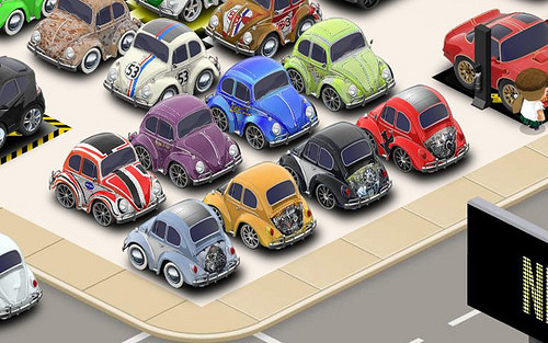 VW Käfer Treffen